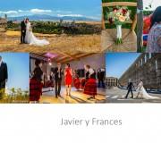 boda de Javier y Frances