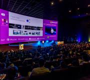 Alberto Espada, Satya Nadella, Kineplolis, evento, Madrid, Microsoft,